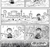 Adult Lessons In Peanuts