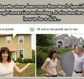 Learning Spanish With Rosetta Stone