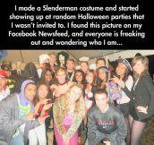 Classic Slenderman