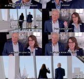 Yelling At The Moon With Buzz Aldrin