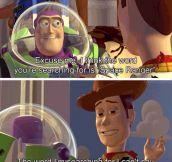 Woody's Sassing