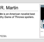 Who Is George R.R. Martin?