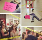 The Most Amazing Way To Ask a Girl To Prom