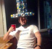 Abraham Drinking