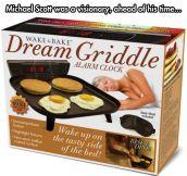Dream Griddle