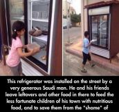 Wonderful Act Of Kindness