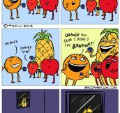 Fruit's Party