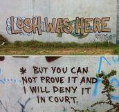 Smart Graffiti Artist