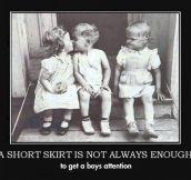 Not Always Enough