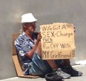 Homeless People Of Vegas, You Are Hilarious