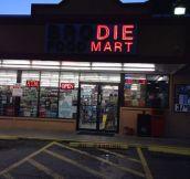 Evil Food Mart