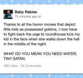 I Blame Horror Movies
