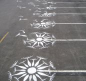 Parking Space Art