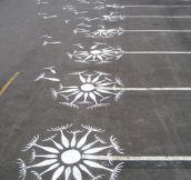 Parking Space Art