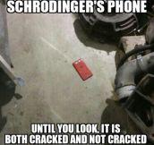 Schrödinger's Phone