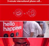 Coca Cola Phone Booth