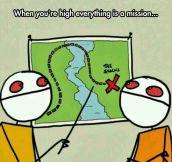 Planning High