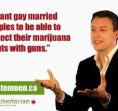 Canadian Politicians Always Have The Best Ads