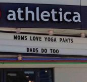 Promoting Men's Yoga