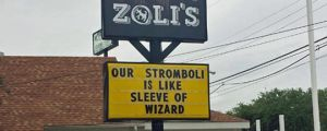 The Best Stromboli