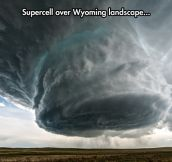 Breathtaking Supercell