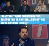 Cricket Vs Baseball