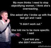 Objectifying Women