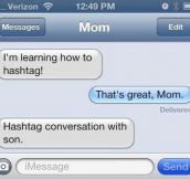 So Your Parents are Texting… What Could Possibly Go Wrong