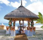 The 10 destinations which would complete anyones Dream Wedding