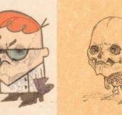 Anatomy of Cartoon Characters – by Michael Paulus