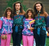 Awkwardly Funny '80s Fashion…