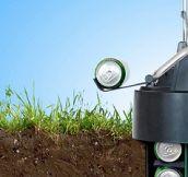 Underground Beer Cooler (8 Pics)