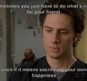 Scrubs feels