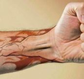 Great Bruce Lee Tattoo