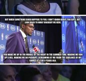 Kevin Durant And His Thank You MVP Speech