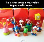 The Coolest Happy Meal Toys