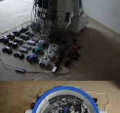 The Beautiful R2D2 Universal Console