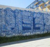 Graffiti In Brighton UK