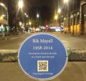 Rest In Peace Rik