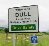 Welcome And Drive Safely