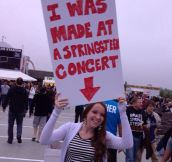 The World Is Filled With Springsteen Kids