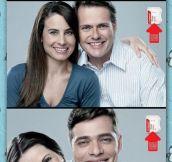 Clever Dental Floss Advertising