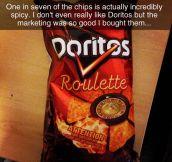 Doritos Is Doing It Again