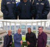 Dr. Dre And His New Homies