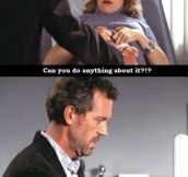You Have A Parasite