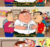 Don't Feel Bad, Peter