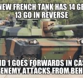 France Developed A New Tank