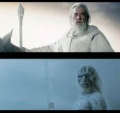 Not Even Once, Gandalf