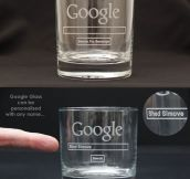The Real Google Glass