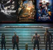 Hollywood's Guardians